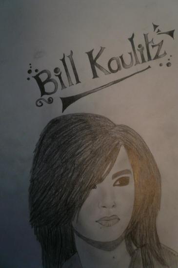 Bill Kaulitz por lapineK